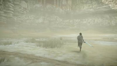 Shadow of the Colossus: Ignis excubitor