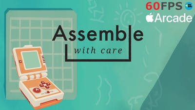 Assemble With Care: Chapter 7 Playing Up , Apple Arcade Walkthrough