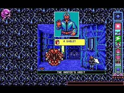 Chamber of the Sci-Mutant Priestess (DOS, 1989)