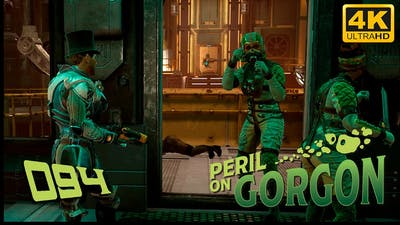 The Outer Worlds: Peril on Gorgon 🪐 PART 094 - Playthrough - 4K 60fps