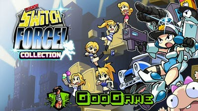 Mighty Switch Force! Collection Gameplay