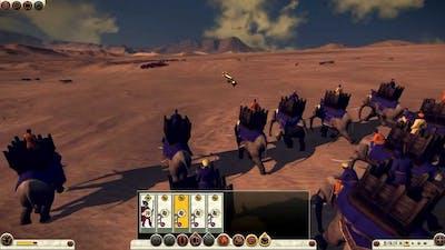 Rome Total War 2-Love taking down Elephants? Ep1