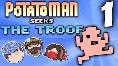 Potatoman Seeks the Troof: Jump the Shark - PART 1 - Steam Train