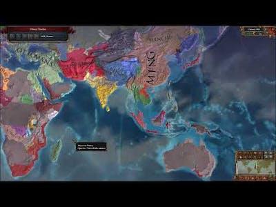 EU4 Timelapse   Rule Britannia