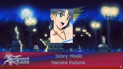 Vanguard Princess: Story Mode - Haruka Kutuna