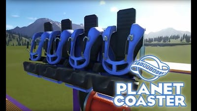 Planet Coaster First Look: Two new tracked rides - Studios Pack