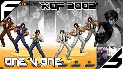 [KoF '02] Kyo Only Match