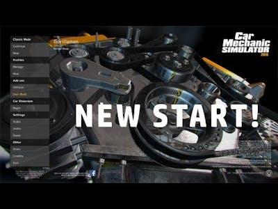 Car Mechanic Simulator 2015 | Episode 1 A New Start
