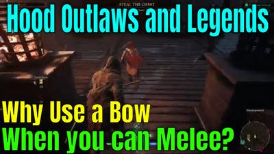 Hood Outlaws and legends: Robin Chases Down the Competition - Episode 17