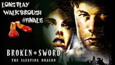 BROKEN SWORD 3 THE SLEEPING DRAGON - WALK THROUGH SOLUTION #9 - CLOWN SHOE PLAYS!