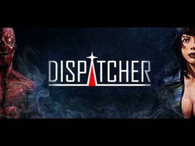 Dispatcher NEW HORROR GAME! A L44ZY LOOK