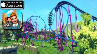 Real Coaster: Idle Game Gameplay Walkthrough (ANDROID / IOS)
