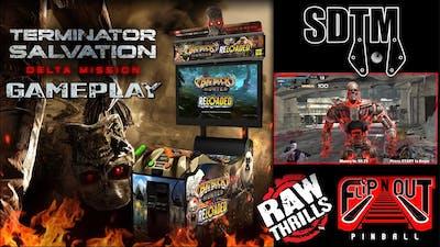 Gameplay: Terminator Salvation Arcade Gameplay - Big Buck Hunter Reloaded (Raw Thrills, 2020)