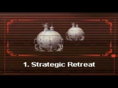 STAR WAR Galactic Battlegrounds Saga - Confederacy - 1 Strategic Retreat