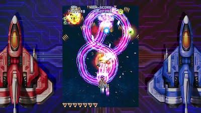 Raiden IV OverKill Double Play Practice
