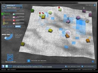 Helium-3 - In Game Footage