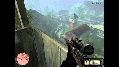 Sniper: Art Of Victory - Escape (Part 2) [Walkthrough]