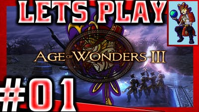 Age Of Wonders 3 Let's Play / Multiplayer | The Iron Isles | #01