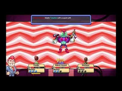 Gaming with Tan Citizens of Earth 3-24 - 10 / 11