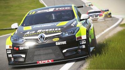 Team Hard.com Racing League Touring Car Race  - Brands Hatch Indy