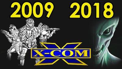 Evolution of UFO / X-COM Games ❤️(1988-2018)