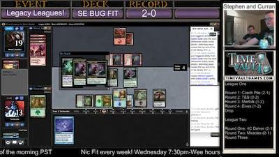 Legacy Bug-Fit vs Burn (Round 3, Game 1)
