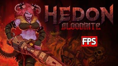 Hedon Bloodrite | PC Gameplay