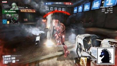 PC Toxikk - Cerberus Only Squad Assault - Foundation