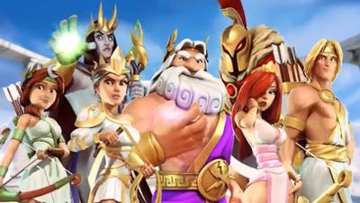 Gaming With Palacios Gods Of Olympus