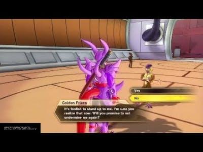 Getting True Golden Form (Dragon Ball Xenoverse 2)