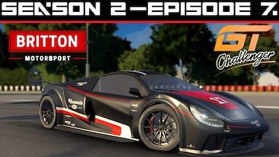 Motorsport Manager - GT Challenger Series - Britton Motorsport - S2 E7