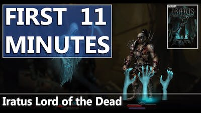FIRST LOOK | Iratus Lord of the Dead | HD GAMEPLAY
