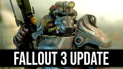Fallout 3 Just Got a New Update to Fix Crashing Issues