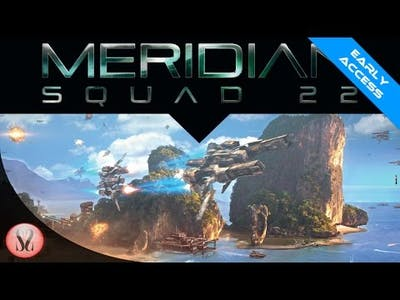 Meridian: Squad 22 Gameplay [Steam Early Access]