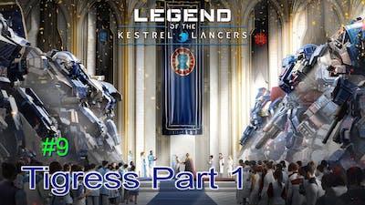 MechWarrior 5 Mercenaries, Legend of the Kestrel Lancers #9, Tigress Part 1