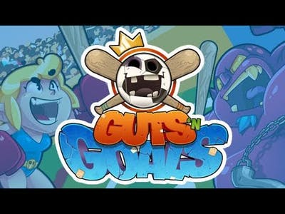 Guts 'N Goals 2-Player Co-op Gameplay No Commentary