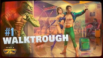 I am Not a Monster - Walkthrough by IDC Games - Part 1