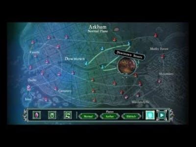 Tesla vs Lovecraft game play
