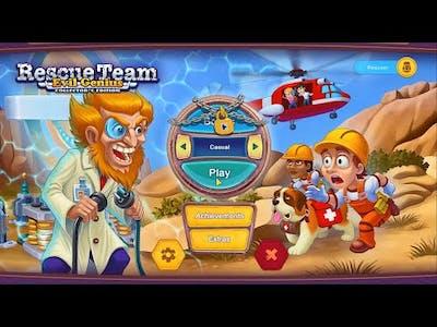 Rescue Team Evil Genius GAME