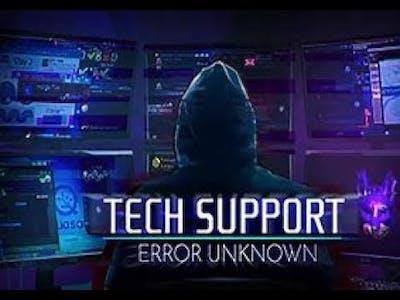 Tech Support: Error Unknown-Livestream