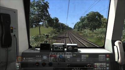 [TS2014] Class 321 Ipswich - Manningtree Short Run