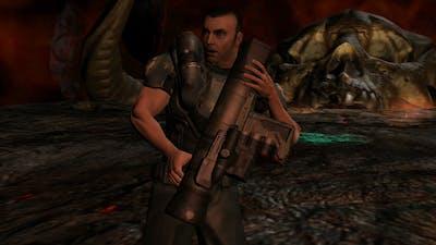Doom 3: BFG Edition (Resurrection of Evil) - Final Battle / Final Mission / Final Boss / Ending