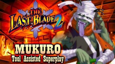 【TAS】THE LAST BLADE 2 (GEKKA NO KENSHI 2) - MUKURO