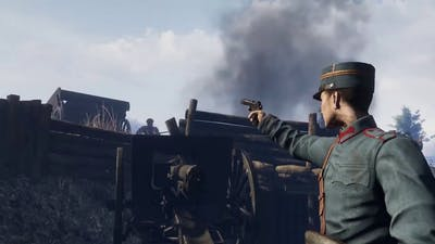 TANNENBERG   Official Release Trailer 2019   Online Multiplayer WW1 FPS Game