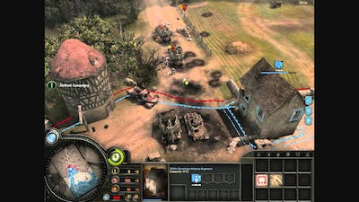 company of heroes tales of valor. causeway 3/5