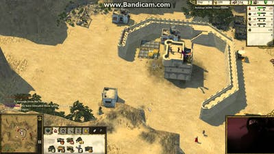 Stronghold crusader 2 * speed rush desert heat *Take a look, it could save you an hour*