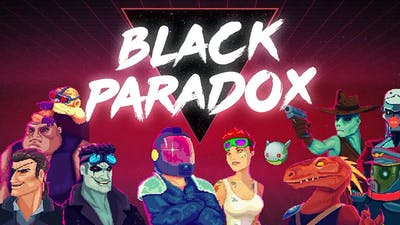 Let's Try - Black Paradox 🚀