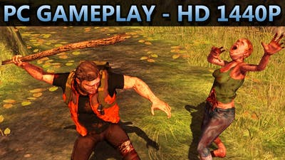 How To Survive: Third Person Standalone | PC GAMEPLAY | HD 1440P