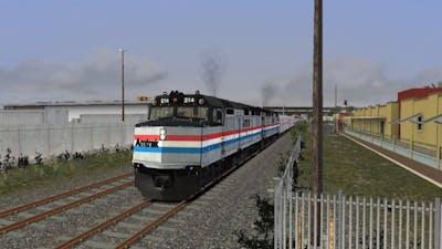 Train Simulator 2015: F40 Departs Miami Airport
