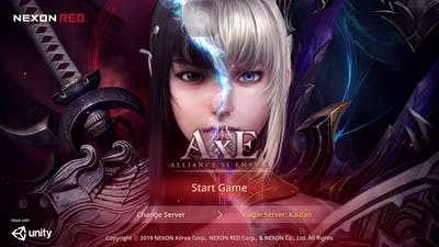 AxE : Alliance vs Empire  [ Dimensional Tear Stage 2 ] GAMEPLAY